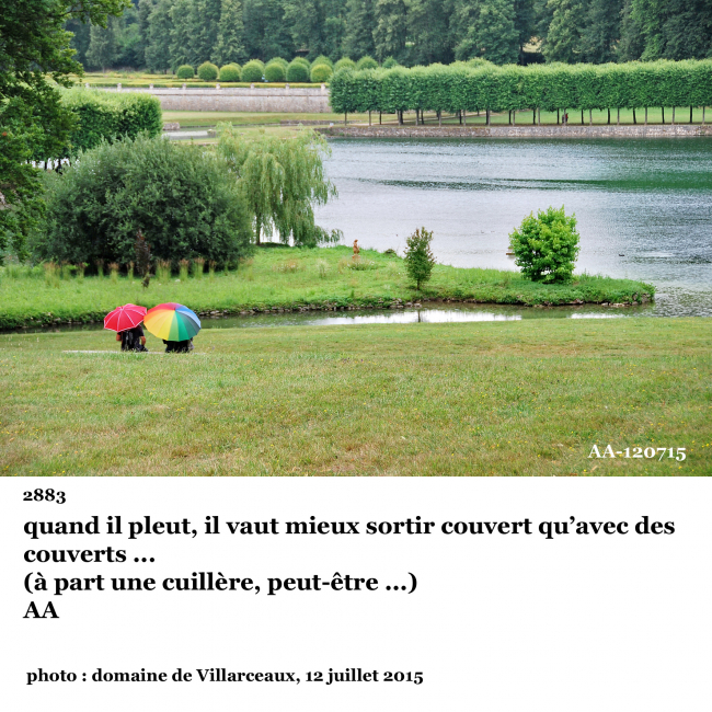 2883° photo clin d'oeil