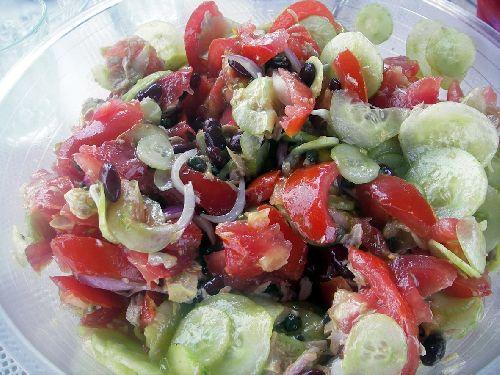 Salade MIKONOS