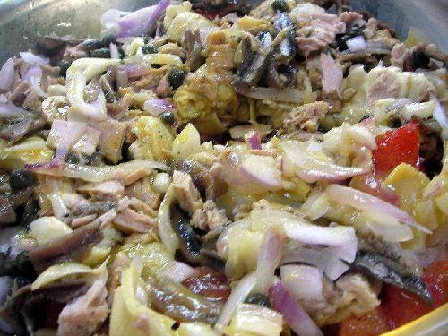 Salade YEORYION SIFNOS