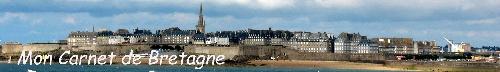 Mon carnet de Bretagne