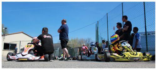(2eme manche du Championnat Régional / Lavilledieu - 2015)