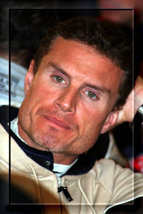 David Coulthard (The Race of Champions / Stade de France 2005)