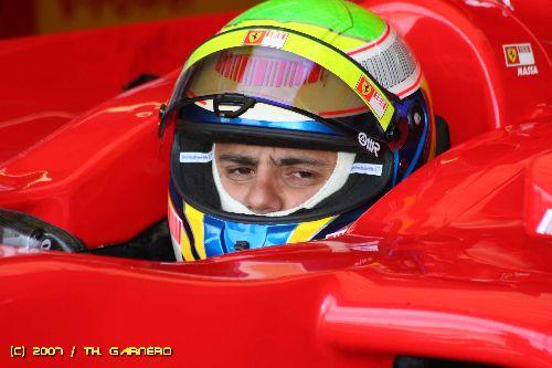 Felipe Massa (F1 / HTTT Paul Ricard 2007)