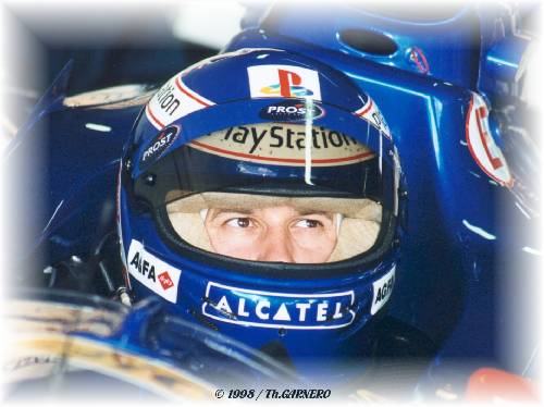 Olivier Panis (F1 / Magny-Cours 1998)