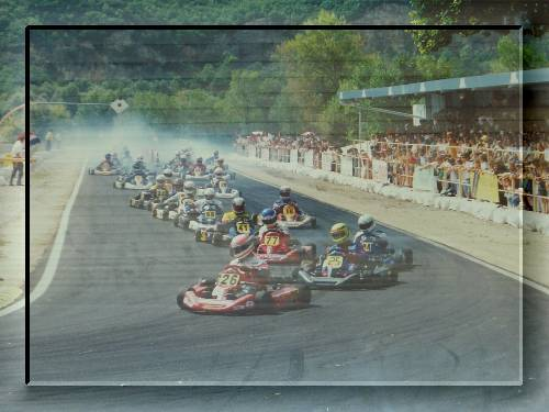 Championnat d'Europe FSA (Valence 1992)