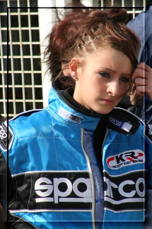 Sarah Barthélémy (X30 / Valence 2006)