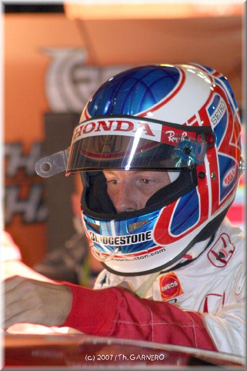 Jenson Button (Race of Champions / Wembley 2007)