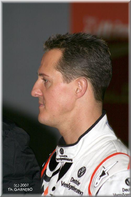 Michaël Schumacher (The Race of Champions / Wembley 2007)