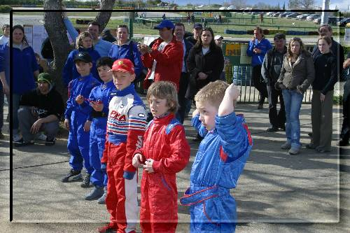 Graine de Champions (Minikarts / Lavilledieu 2006 / Photo David Coudert )