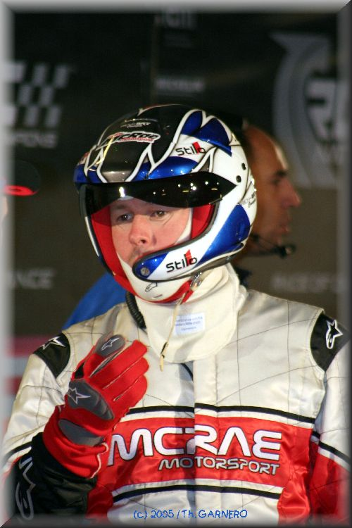 Colin Mac-Rae (Race Of Champions / Stade de France 2005)