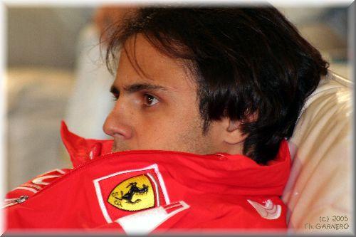 Felipe Massa (Race Of Champions / Stade de France 2005)