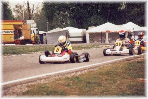 Charlotte Hellberg (Valence 1992)