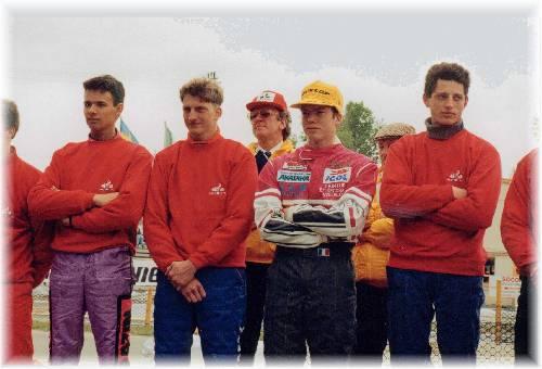 Présentation des pilotes (Valence 1992)