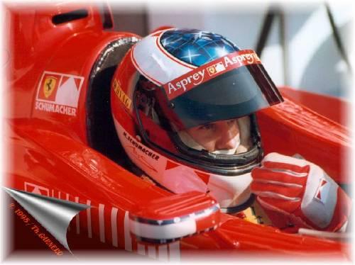 Michaël Schumacher (F1 / Magny-Cours 1998)