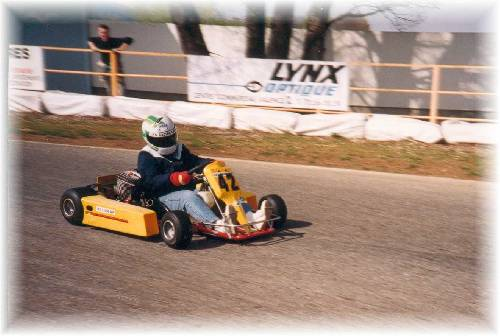 Les 4 Heures à l'Américaine (Valence 1993)