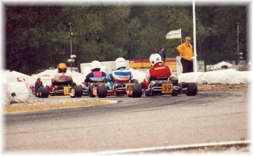 Championnat d'Europe (Valence 1992)