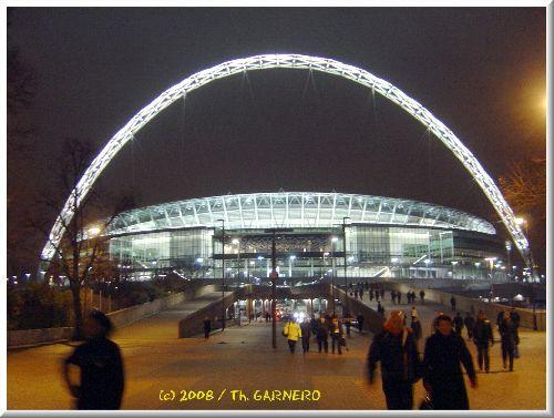 Le Stade De Nuit (Race Of Champions / Wembley 2008)