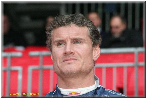 David Coulthard (Race Of Champions / Wembley 2008)