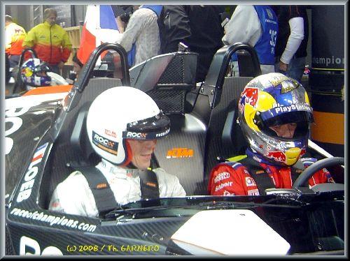 Sébastien Loeb (Race Of Champions / Wembley 2008)