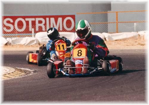 Bottini & Munoz (Promo / Valence 1994)