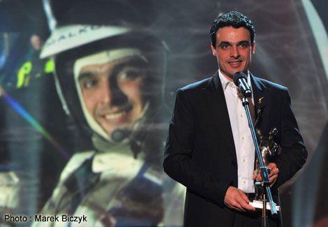 Bryan Bouffier : Champion de Pologne (2007-2008-2009 et 2010)