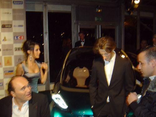 Election de la plus belle voiture de l'année (Hotel des Invalides / Paris 2010)