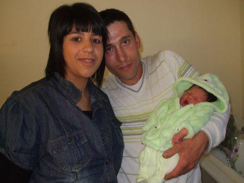29 Avril 2010 : Timéo Le-Bail est arrivé