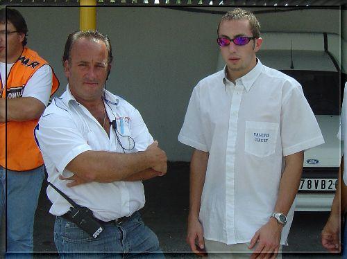 Manuel Vicente & Jean-Patrick Caillet (Coupe de france Nationale / Valence 2006)