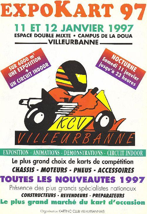 Expokart 1997 / Photo AsK Villeurbanne