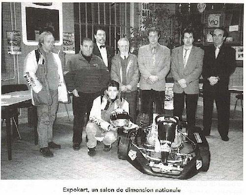 Présentation d'Expokart 95 (Expokart 1995 / Photo AsK Villeurbanne)