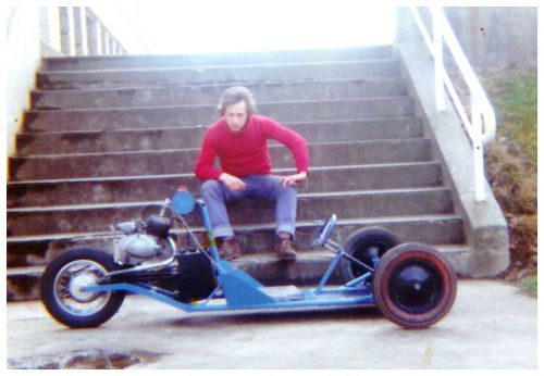 Un prototype Karting (Photo Daniel Charles-Bernaud)