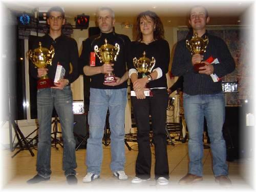 Remise des Prix de la CRK (X30 / Bessenay 2005)