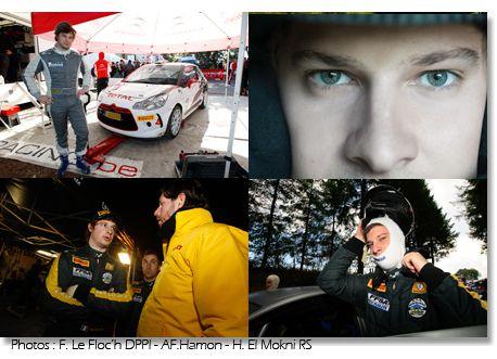 Mathieu Maurage - En route pour 2012 !
