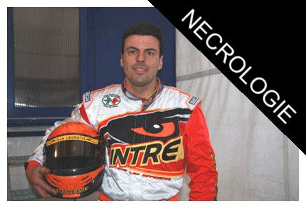 Nous sommes tristes de vous annoncer le décés de Laurent ALLIGIER, pilote de karting à Lavilledieu.