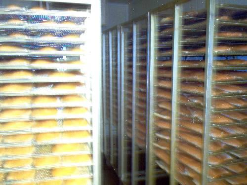 sechage des filets qui sortent des fumoirs