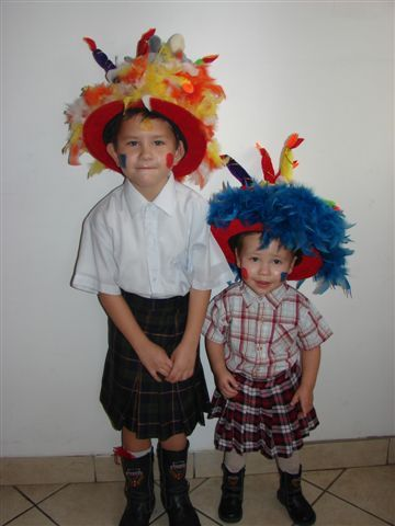 Bal enfantin 2008