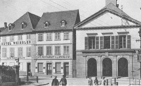 La Mairie - Ancre d'Or - Hotel Weissler