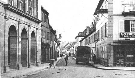 rue du Gal De Gaulle
