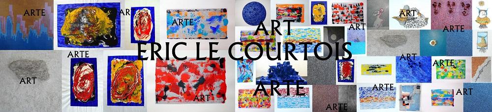 ART#ARTE #Galería#Gallery# Eric Le Courtois- Elect-