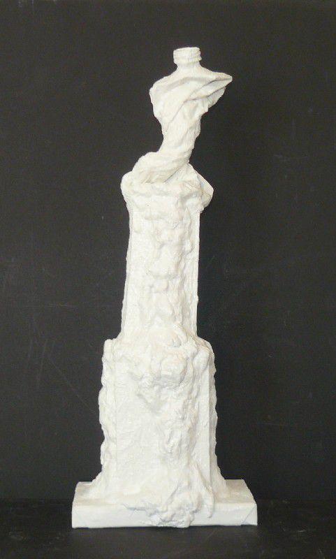 5.7.5/10. sculpture. silhouette