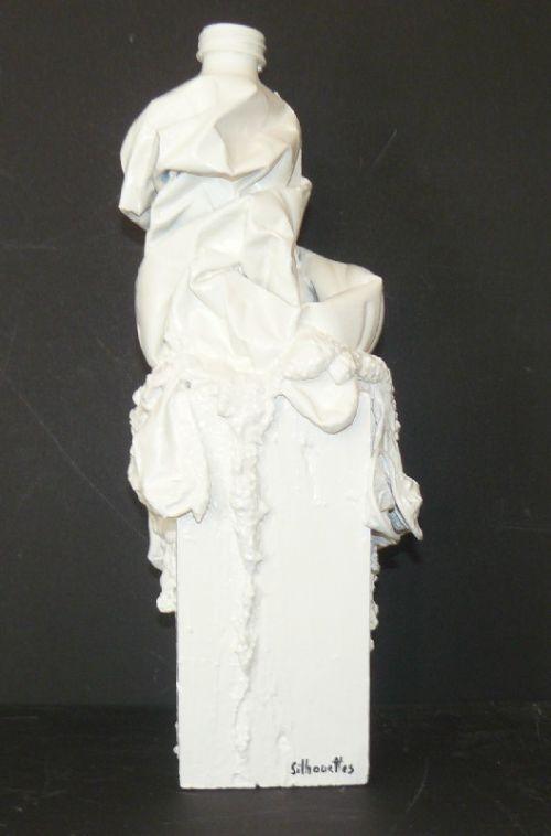 5.7.9/10 sculptures sur bois- silhouettes