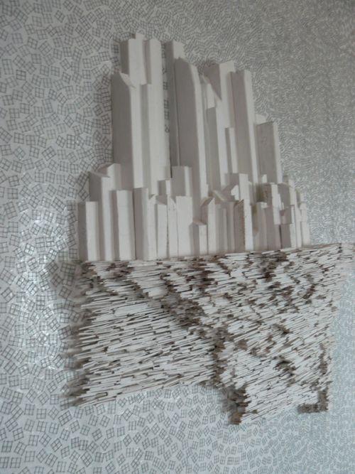 3.7.c. 9/13 vestiges de ruines 175 x 240 cm