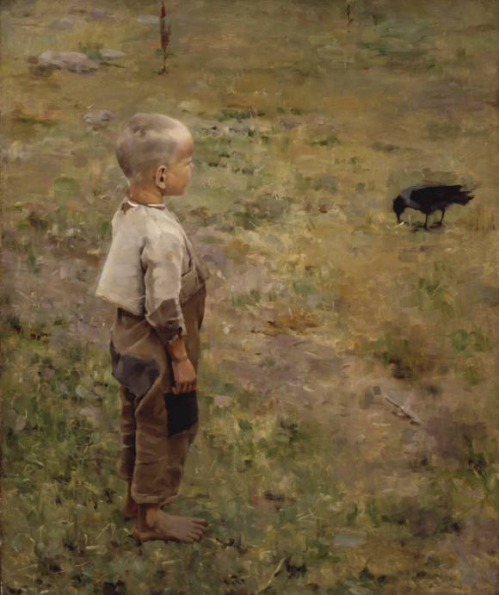 Gallen - Boy and Crow - 1884.jpg