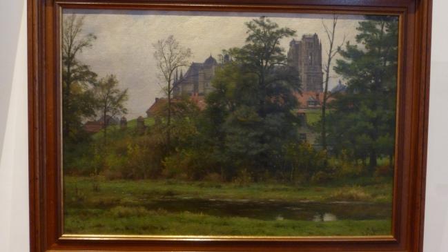 la cathédrale de toul 1930 musée de l'histoire et de l'art de toul.JPG