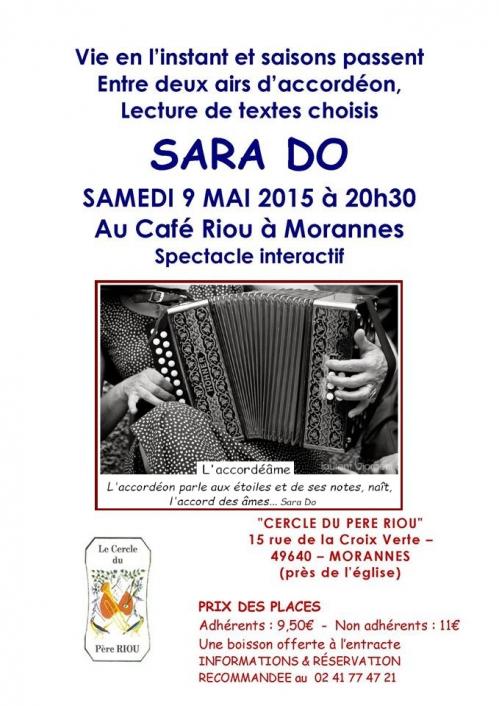 Café Riou spectacle 9 mai 2015 Sara Do 2.jpg