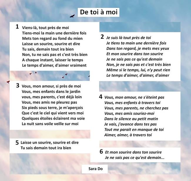 De toi à moi by Sara Do.jpg