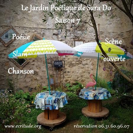 Jardin poétique de Sara Do Parasols affiche 450.jpg