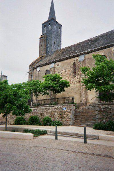 L'église d'Hambers