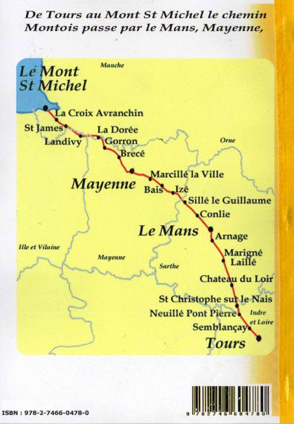Guide du Chemin Montois