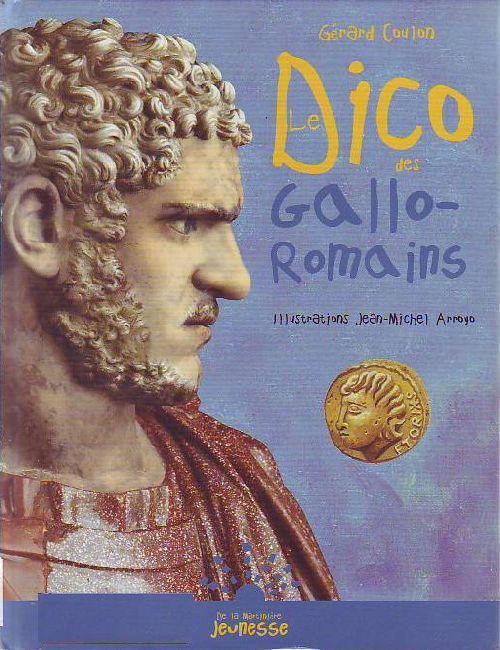 livre sur les gallos romains